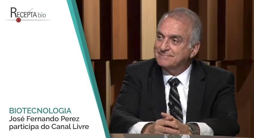 Canal Livre debate biotecnologia contra o câncer.