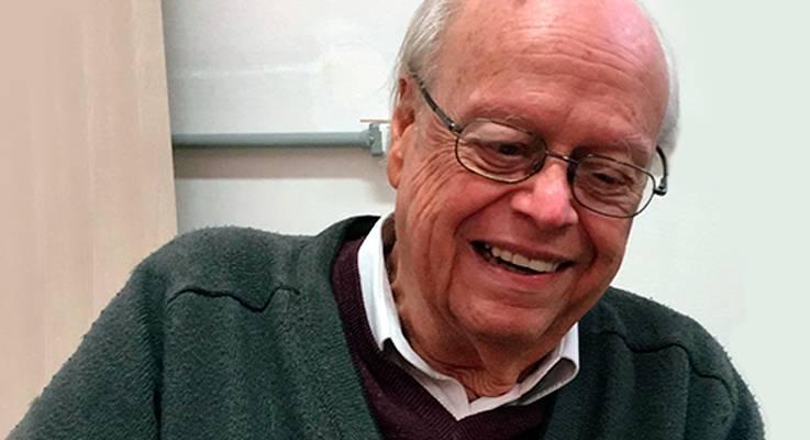 Nota de falecimento: Prof. Luiz Rodolpho Raja Gabaglia Travassos.